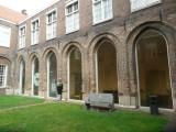 Binnenplaats Stadhuis Haarlem