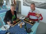 Lunchen in Prince Albert