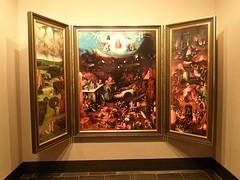 Surreële visioenen van Jeroen Bosch