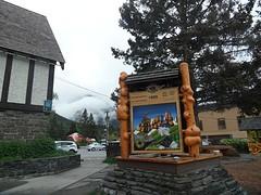 Sfeertje in Banff