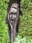 Kunst in de Resort-tuin