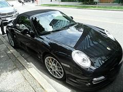 Porsches, Porsches en Porsches
