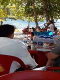 Sfeervol strandleven in Paraty