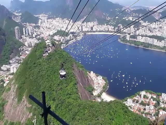 Rio de Janeiro en zijn Suikerbrood