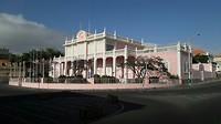 ... voormalig paleis ...