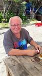 Dirk Vleugels (66), verhalenverteller, schrijver