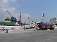 Nu vrachtschepen