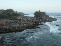 ... heilig eilandje in zee ...