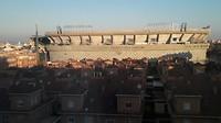 Stadion Betis, pal naast ons hotel