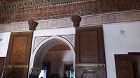Azulejos in Marrakech