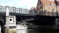 Nieuwebrug van smeedijzer