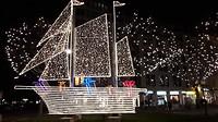 Kerstavond op Ku'damm