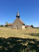 Altijd een mooi rustplekje bij een kapel