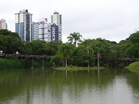 Botanical garden Curitiba 2