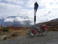 Cycling in the clouds at 4000+