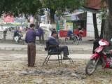 De straatkapper