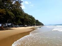 Strandwandeling...