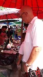 Verse vis op de markt....