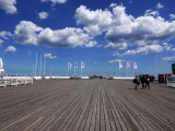 Sopot. de houten pier