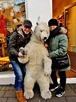 met ijsbeer