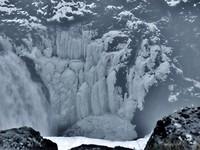Gullfos, watervallen