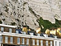 Dover met zijn krijt rotsen