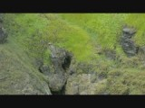 Pancake Rocks met blowholes