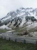 Afdaling vanaf de Arlbergpas 2