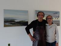 Karim en Chrisje!