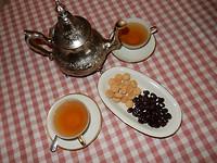 Een laatste kopje thee!