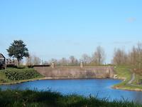 Halfronde bastions aan de Lekdijk!