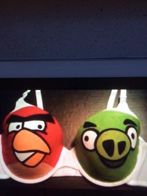 Angry Bird BH!