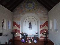Binnenkant kapel!