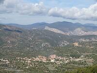 Het dorpje Tsitalia!