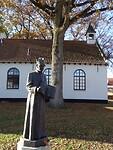 Pastoorke Binck bij het Streekmuseum in Alphen!