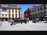 Eerste Communie Processie in Astorga