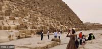 De Pyramid Of Giza