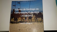 Mijn nieuwe Caminoboek