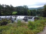 Mooie rivier de Rio Tambre