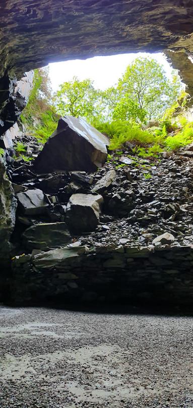 grot in llangdanwg