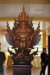Ganesha bij de witte tempel