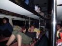 Sleeperbus naar de grens van Vietnam