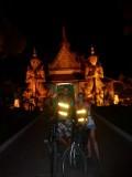Fietstocht door Bangkok van 'Ko van Kessel'