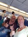 Opweg terug naar Nederland