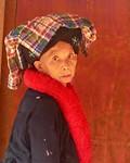 Traditionele kleding Yao, Noord Laos