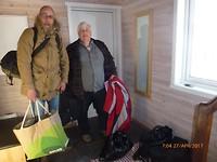 27-04-2017 Seiland F002 Terugweg autorit Seiland-Faukse John en Michel