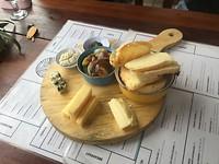 Wanneer er 'Dutch cheeceplate' op het menu staat, tja dan is de keuze snel gemaakt