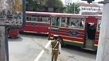 Verkeer in Kandy