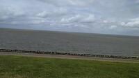 Uitwaaien op de Afsluitdijk