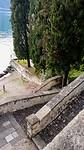 Dag 1 Toegang naar strand bij Kerkje in Campione
